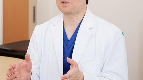 脳神経外科からリハビリ科へ転科した医師